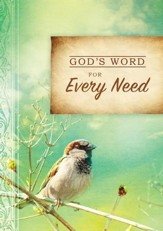 God's Word for Every Need - eBook
