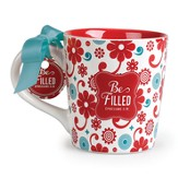 Be Filled Mug