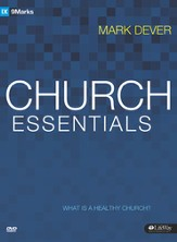 Church Essentials: What Is a Healthy Church?, DVD Leader Kit