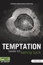 Temptation: Standing Strong Against Temptation, DVD Leader Kit