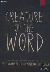 Creature of the Word: The Jesus-Centered Church, DVD Leader Kit