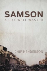 Samson: A Life Well Wasted, Member Book