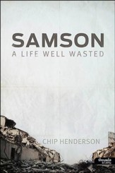 Samson: A Life Well Wasted, DVD Leader Kit