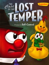 The Case of the Lost Temper: A Lesson in Self-Control