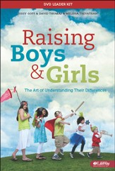 Raising Boys and Girls: The Art of Understanding Their Differences, DVD Leader Kit