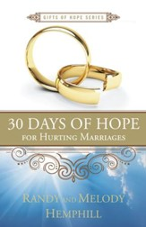 30 Days of Hope for Hurting Marriages - eBook