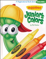 Junior's Colors Veggiecational Book
