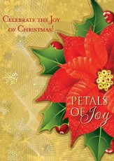 Petals of Joy: Celebrate the Joy of Christmas!