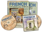 FRENCH in 10 minutes a day® AUDIO CD