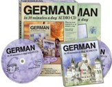 GERMAN in 10 minutes a day® AUDIO CD
