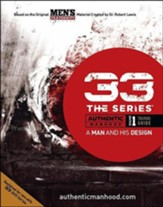 33 The Series: A Man and His Design, Member Book