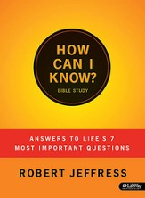 How Can I Know: Answers to Life's 7 Most Important Questions, DVD Leader Kit