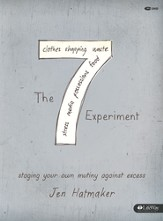 7 Experiment: Staging Your Own Mutiny Against Excess, DVD Leader Kit