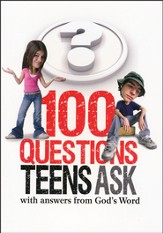 100 Questions Teens Ask