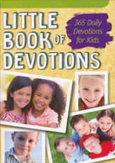 Little Book of Devotions: 365 Daily Devotions for Kids