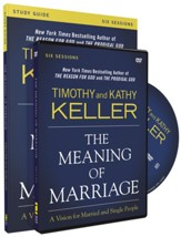 The Meaning of Marriage Study Guide with DVD