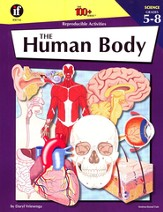 The Human Body, 100+ Series, Grades 5-8