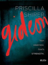Gideon: Your weakness. God's strength., Member Book