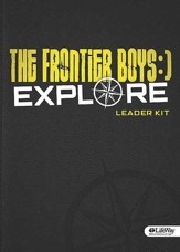 Frontier Boys: Explore, DVD Leader Kit