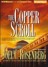The Copper Scroll - unabridged audiobook on CD