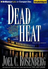 Dead Heat - unabridged audiobook on CD