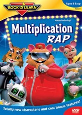 Multiplication Rap CD & Activity Book