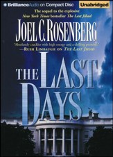 The Last Days - unabridged audiobook on CD
