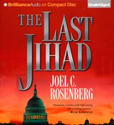The Last Jihad - unabridged audiobook on CD