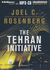 #2: The Tehran Initiative - unabridged audiobook on MP3-CD