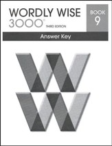 Wordly Wise 3000 3rd Edition Answer Key Book 9