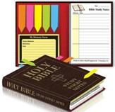 Bible Study Sticky Notes
