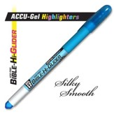 Gel Bible Highlighter, Blue