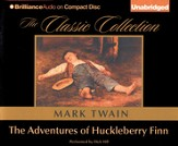 The Adventures of Huckleberry Finn, Unabridged Audiobook on CD
