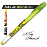 Gel Bible Highlighter, Yellow