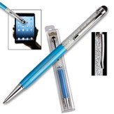For I Know the Plans Pen, Jeremiah 29 11, Blue, Chrystal