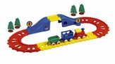 25-Piece Train Set