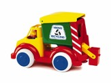 Extra Large 13.5 In. Recycling Truck