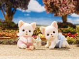 Calico Critters Chihuahua Dog Twins