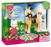 Calico Critters Willow & Carly's 1st Calico Critters Horse Show