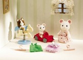 Calico Critters Melanie & Sparky Have a Playdate