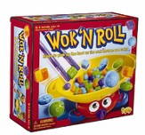 Wok 'n Roll Game