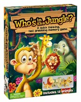 Who's in the Jungle? Game