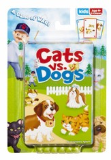 Cats vs Dogs Card Game