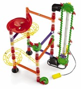 Marble Run with Motorized Elevator