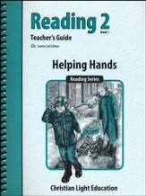 Helping Hands GR 2 Teacher's Guide w/ Answers