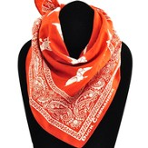 Duck Commander Bandanna, Orange Duck Commander Series