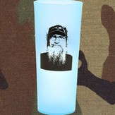 Duck Dynasty, Uncle Si's Tea Cup, Blue, Lithograph