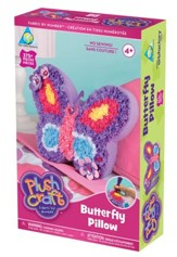 PlushCraft ™ Butterfly Pillow