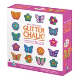 Make Your Own Glitter Chalk!