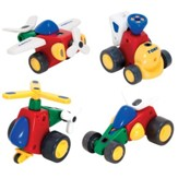 Tomy - Constructables - Vehicles
